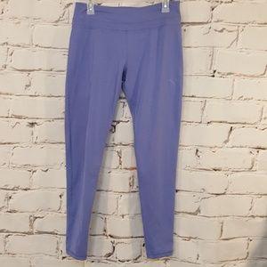 PUMA Lavender Lilac Athletic Leggings XL